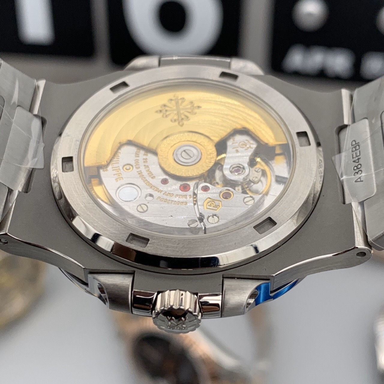 đồng hồ patek philippe geneve fake
